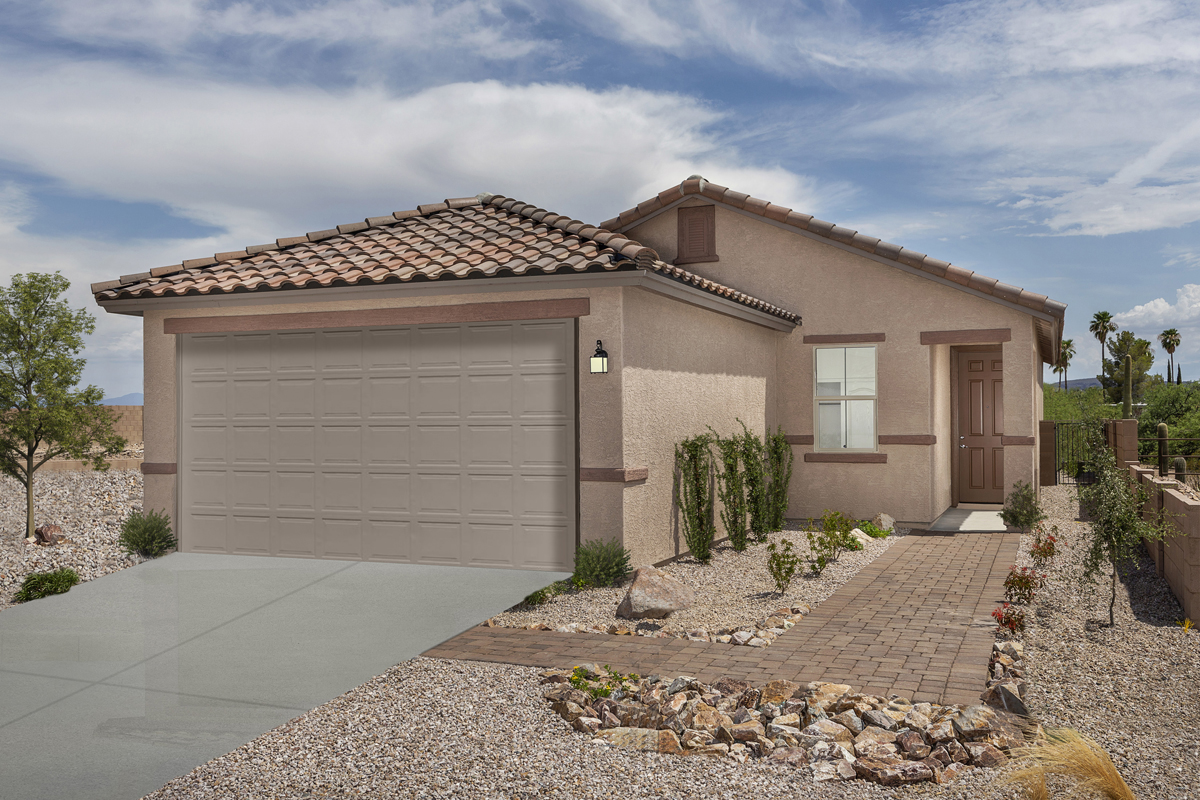 New Homes in Tucson, AZ - Plan 1465