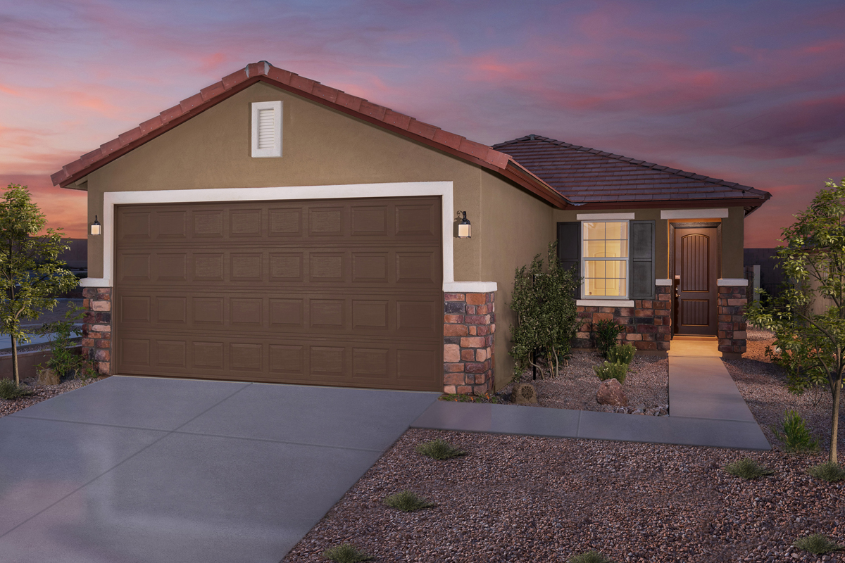 Browse new homes for sale in Entrada Del Rio at Rancho Sahuarita