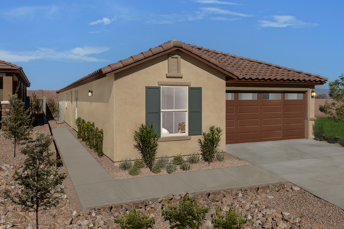 New Homes in Sahuarita, AZ - Plan 1728 Modeled