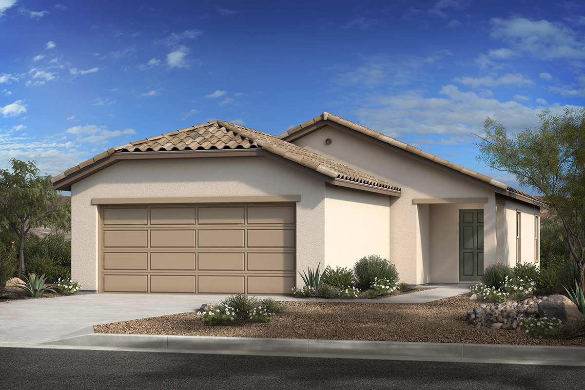 New Homes in Sahuarita, AZ - Plan 1262