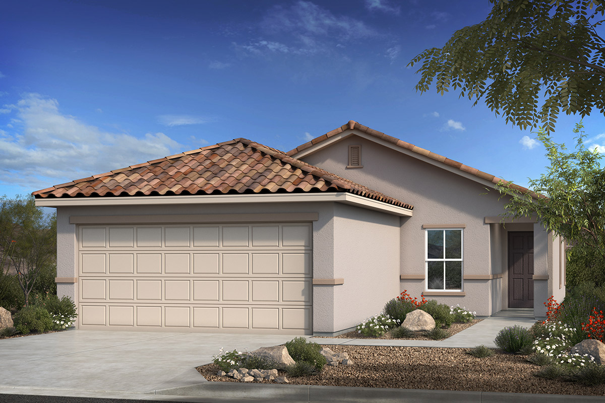 New Homes in Sahuarita, AZ - Elevation B