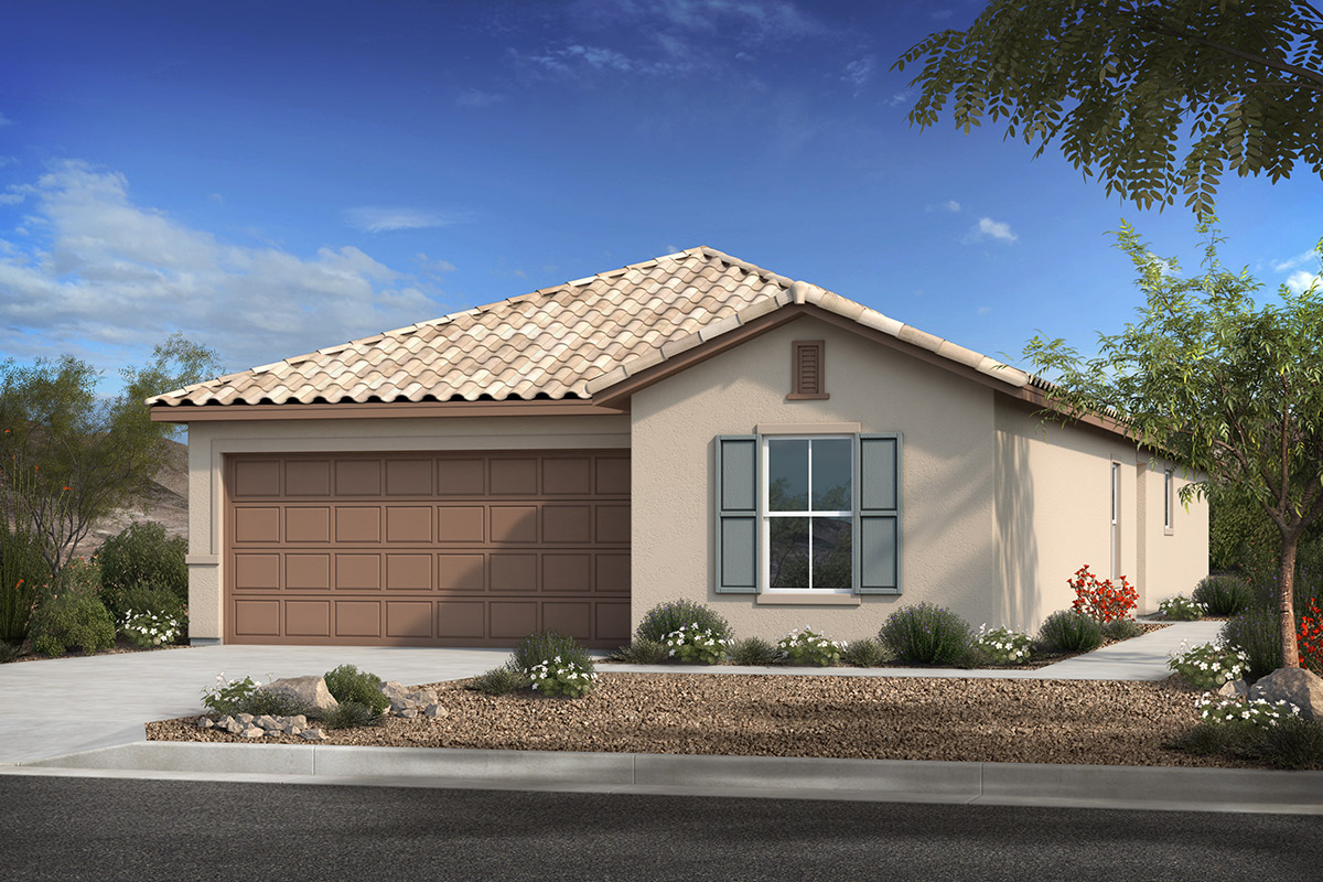 New Homes in Sahuarita, AZ - Plan 1728