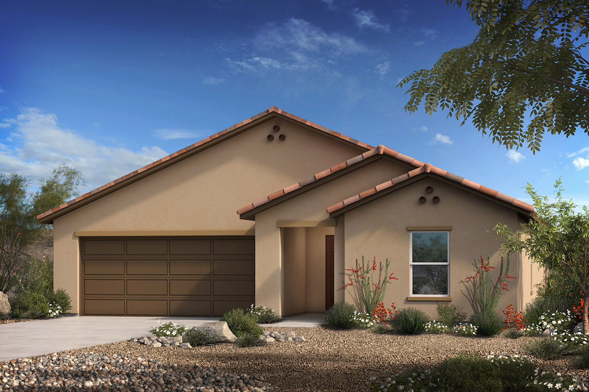 New Homes in Tucson, AZ - Plan 1576