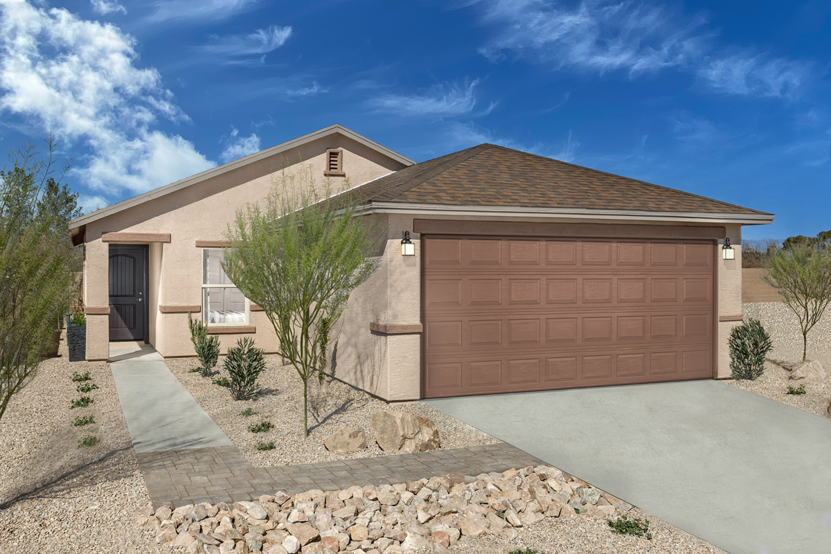 New Homes in Tucson, AZ - La Tierra Reserve Plan 1465
