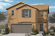 New KB Home built-to-order homes available at Mountain Vail Reserve in Tucson, AZ. Plan 1936 is one of many floor plans to choose from.
