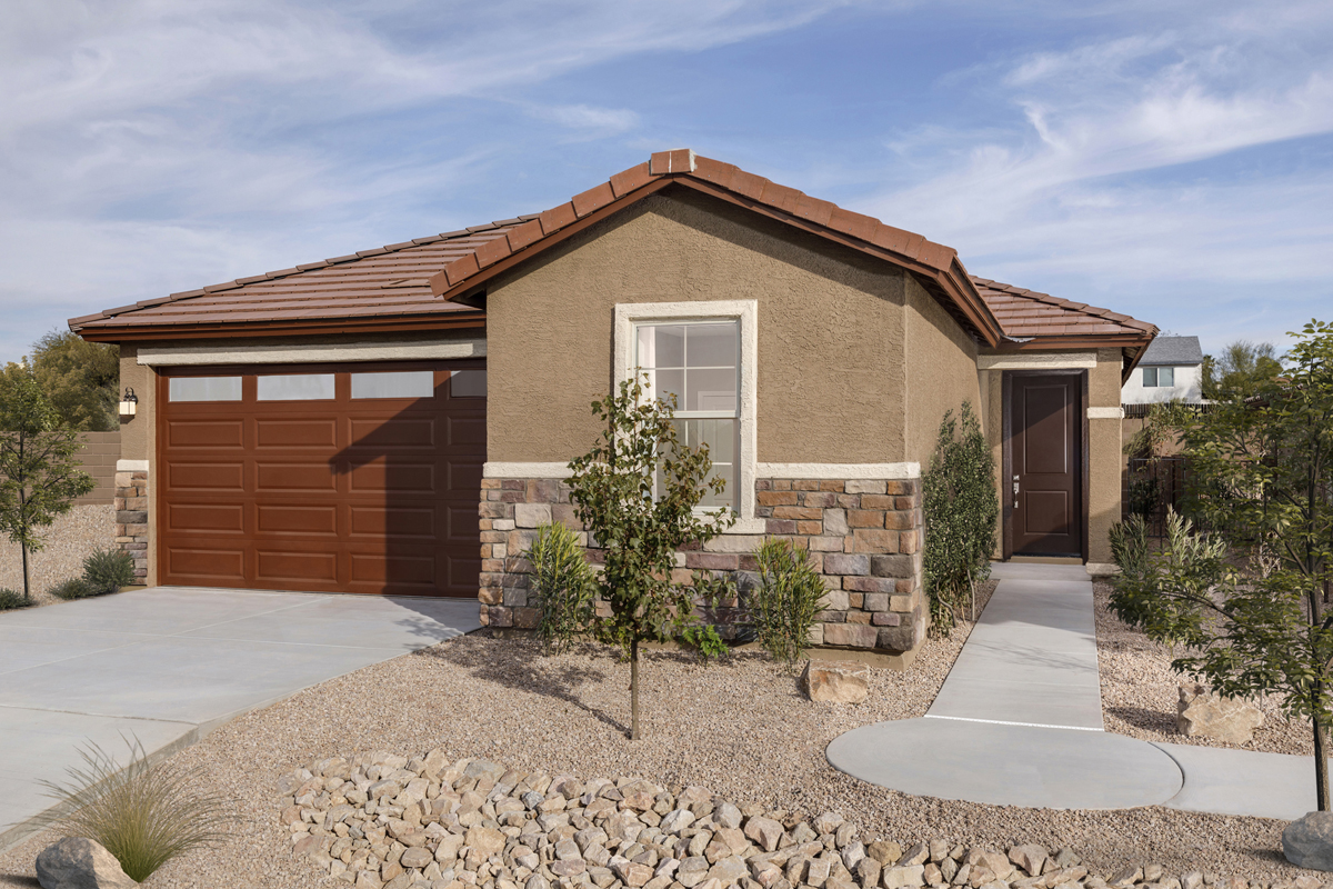 New Homes in Tucson, AZ - Northwood Point Plan 1842