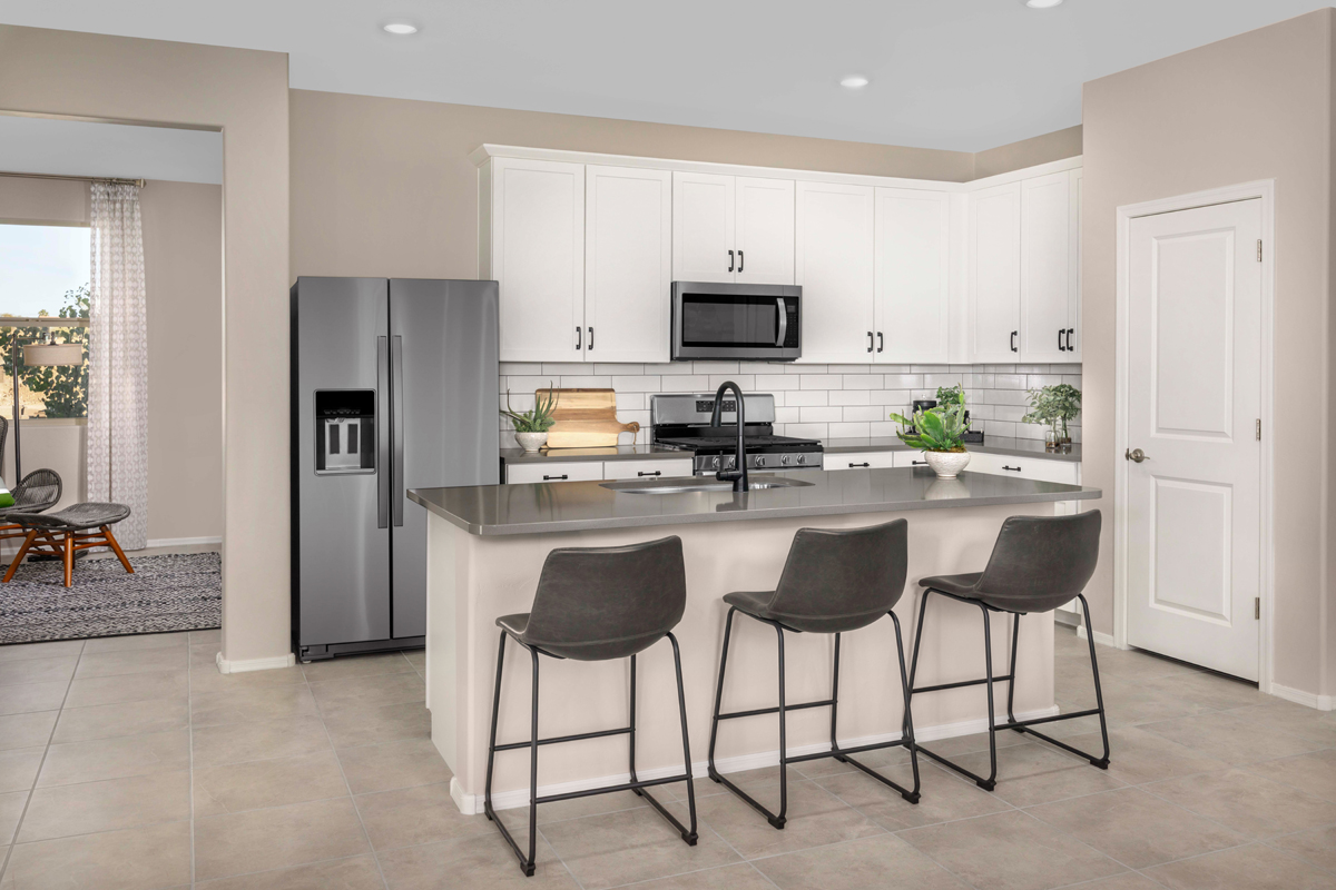 New Homes in Tucson, AZ - Northwood Point Plan 1842 Kitchen