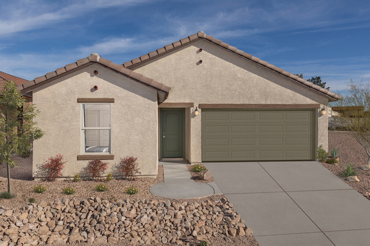 New Homes in Tucson, AZ - Northwood Point Plan 1584