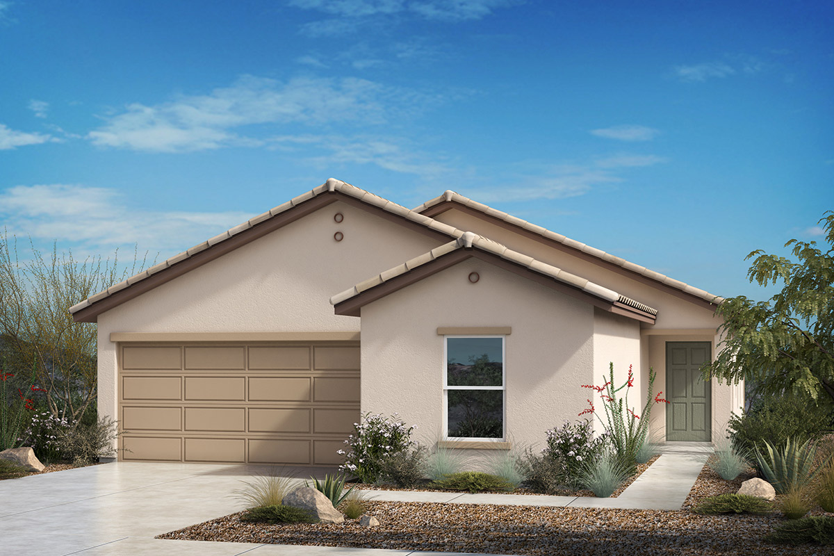 New Homes in Tucson, AZ - Plan 1842 Modeled