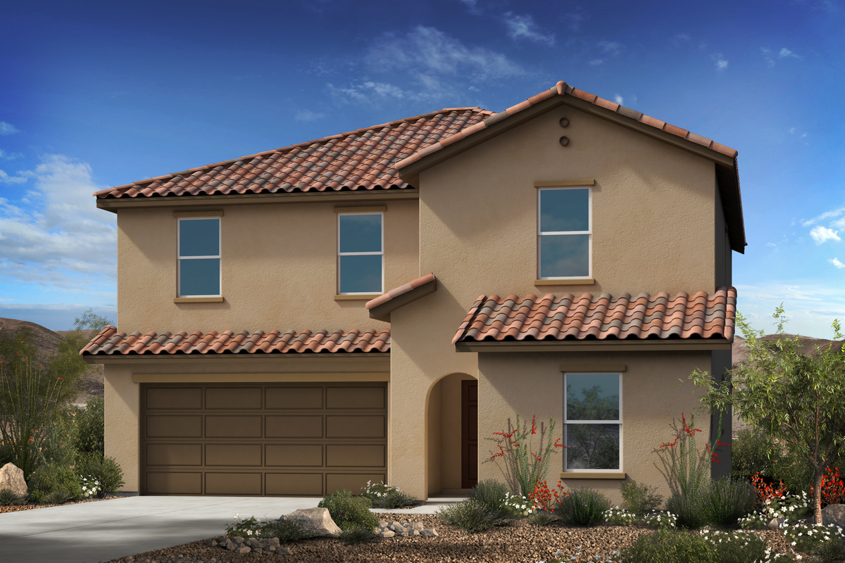 New Homes in Vail, AZ - Plan 2571