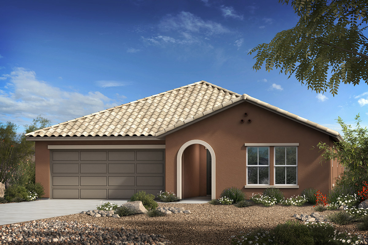 New Homes in Vail, AZ - Elevation A