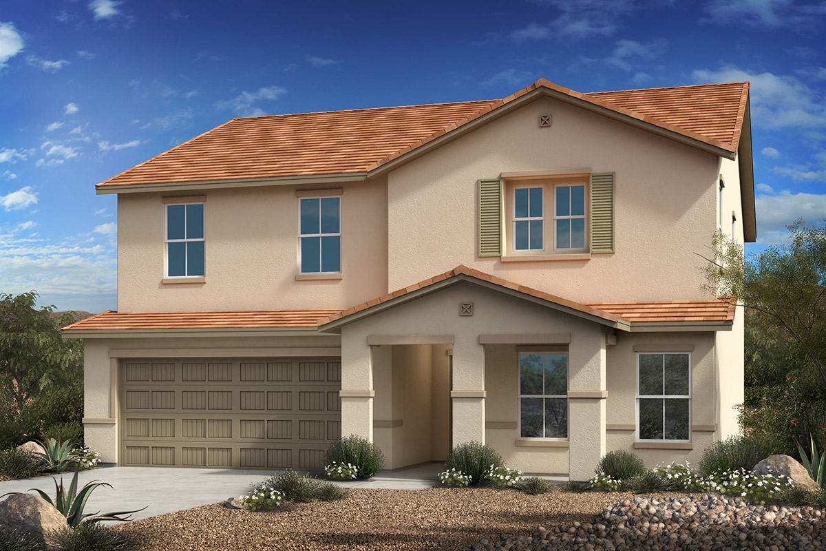 New Homes in Vail, AZ - Elevation C
