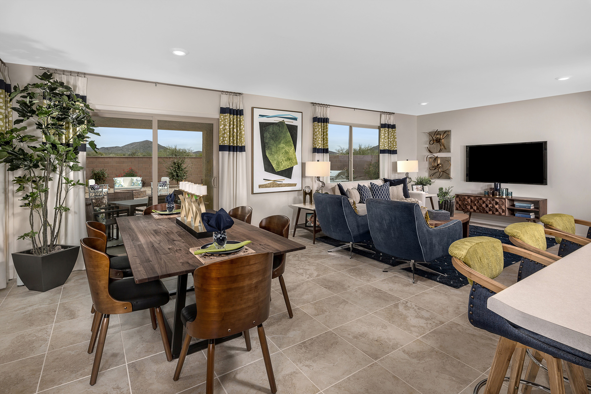 Estates At Rancho Del Lago A New Home Community By Kb Home