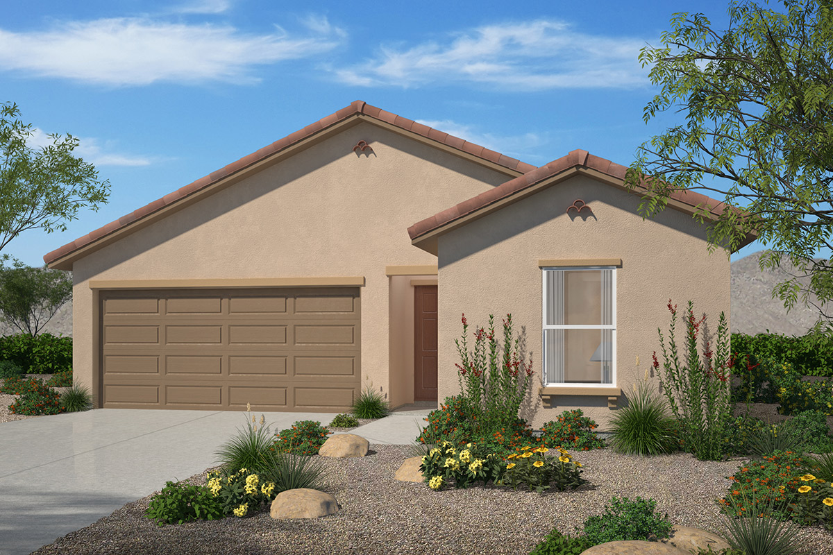New Homes in Tucson, AZ - Plan 1584