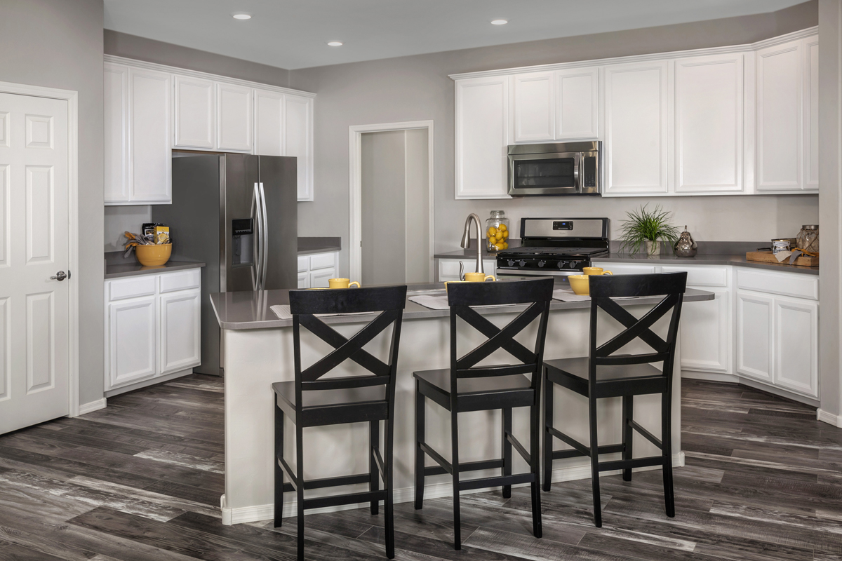 New Homes in Tucson, AZ - Sonoran Ranch II Plan 2632 Kitchen