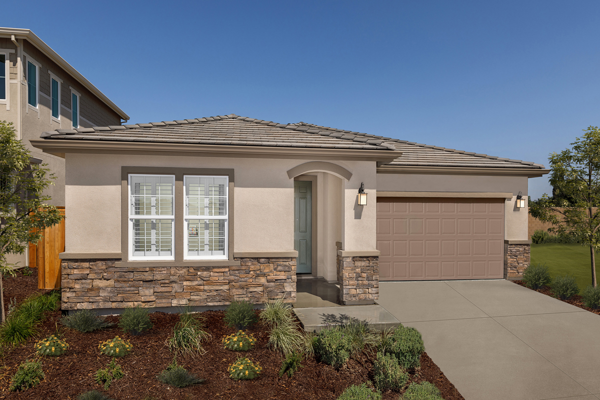 New Homes in Oakley, CA - Plan 1478 Modeled