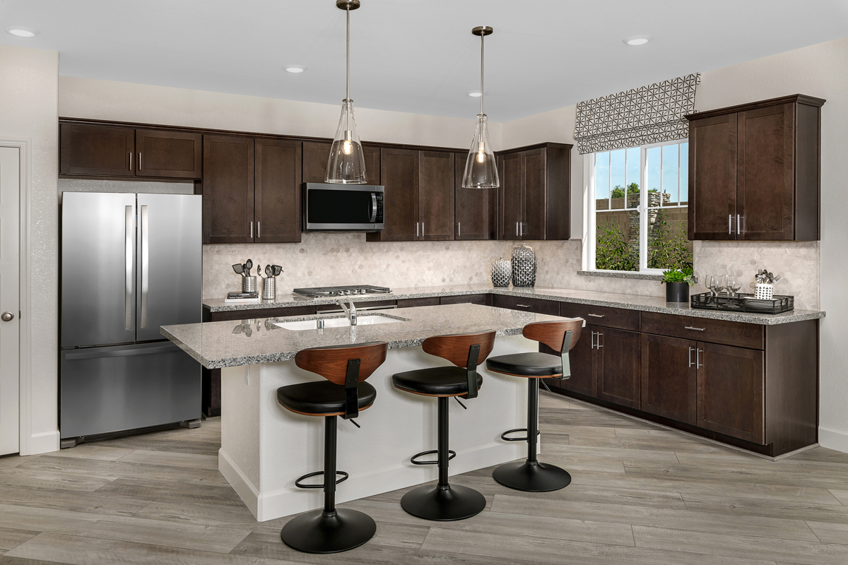 New Homes in Oakley, CA - Ashbury Plan 2012 Kitchen