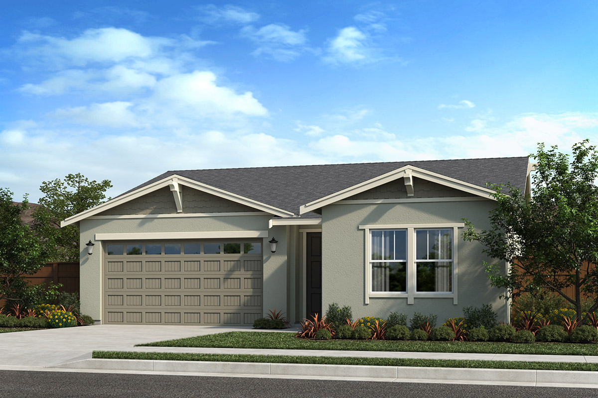 New Homes in Oakley, CA - Plan 1478