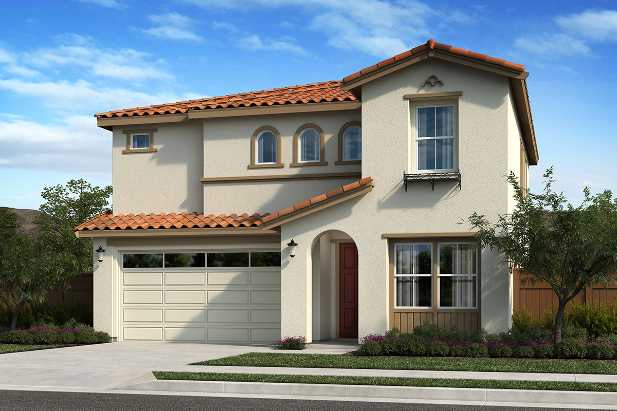 New Homes in Oakley, CA - Ashbury Plan 2211 - Elevation A