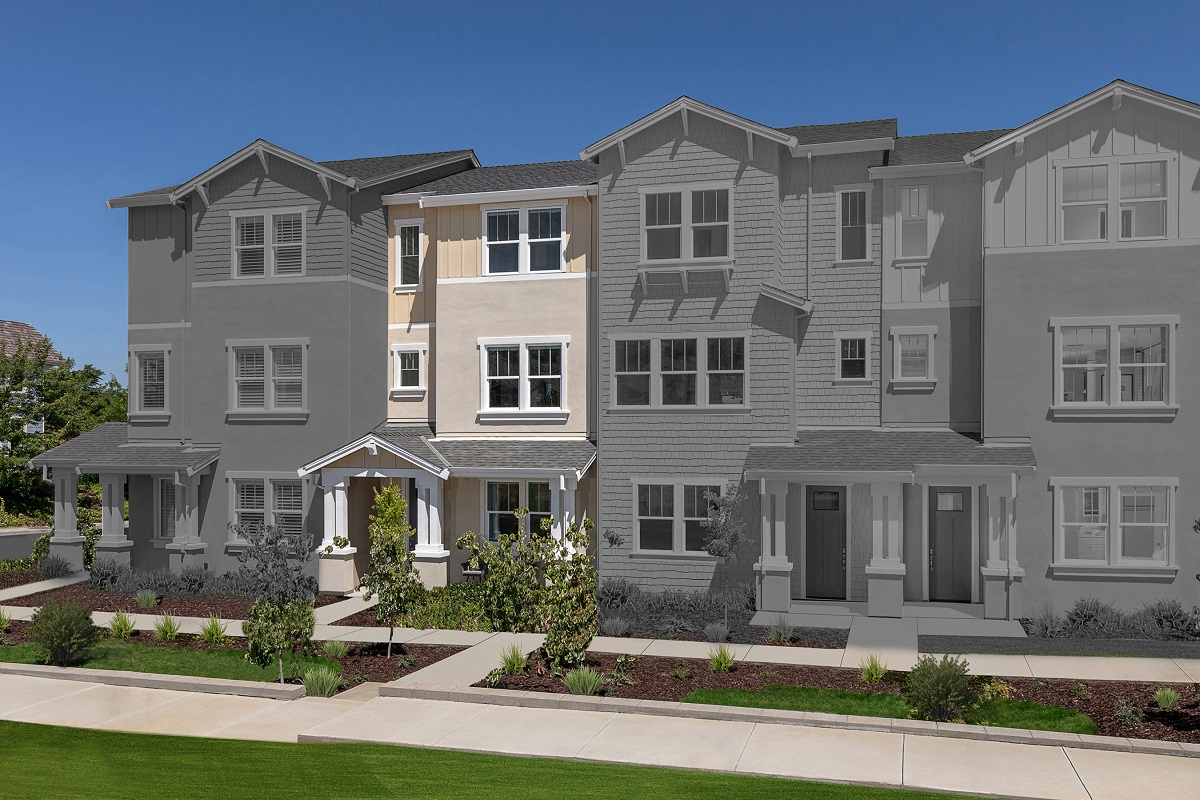 New Homes in Novato, CA - Atherton Place Plan 1731