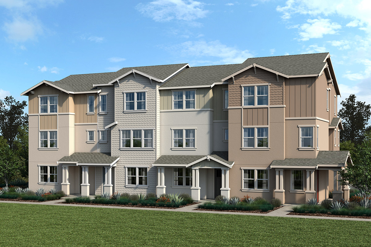 New Homes in Novato, CA - Plan 2032