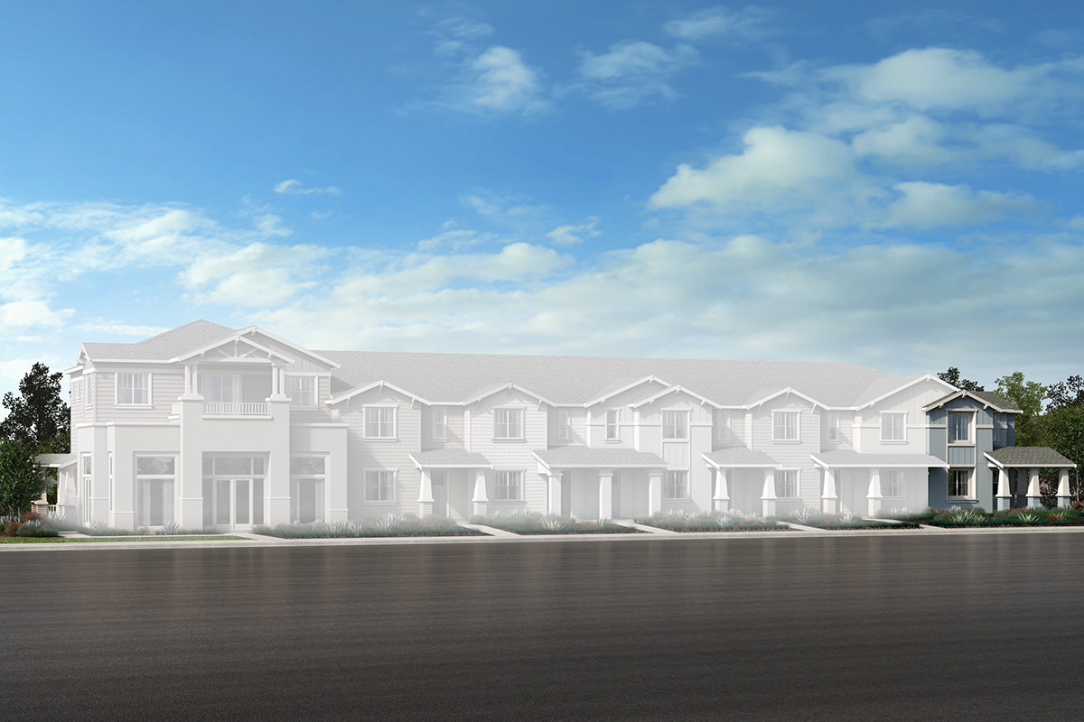 New Homes in Novato, CA - Unit 4 ALT - Building E