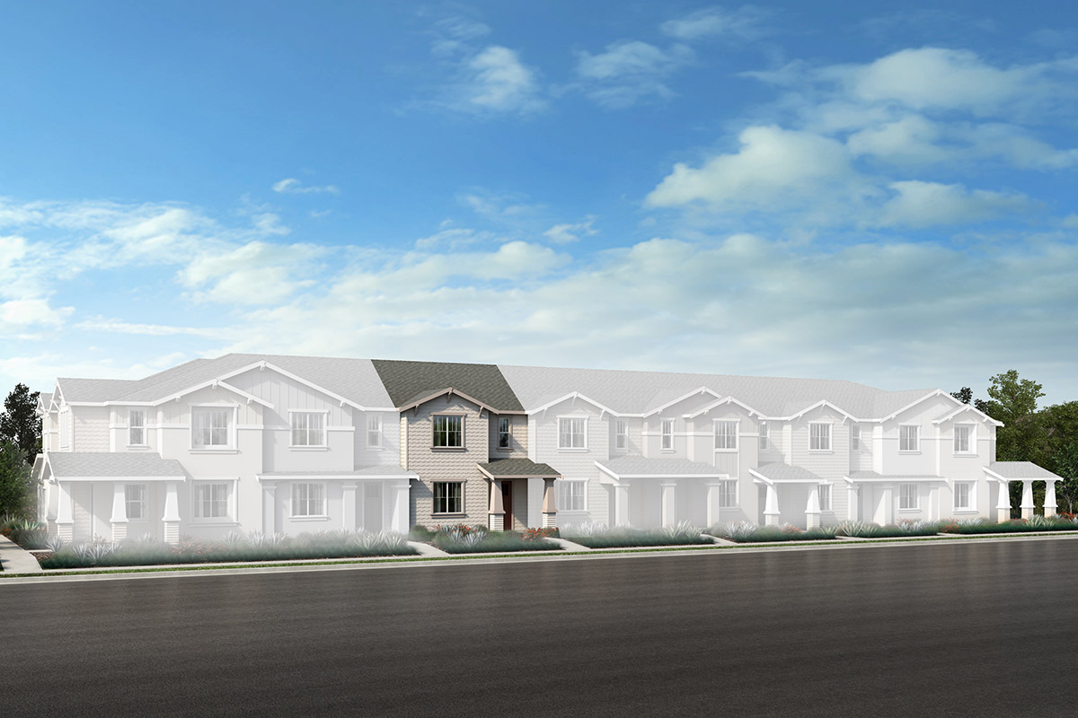New Homes in Novato, CA - Unit 4 - Building F Option 2