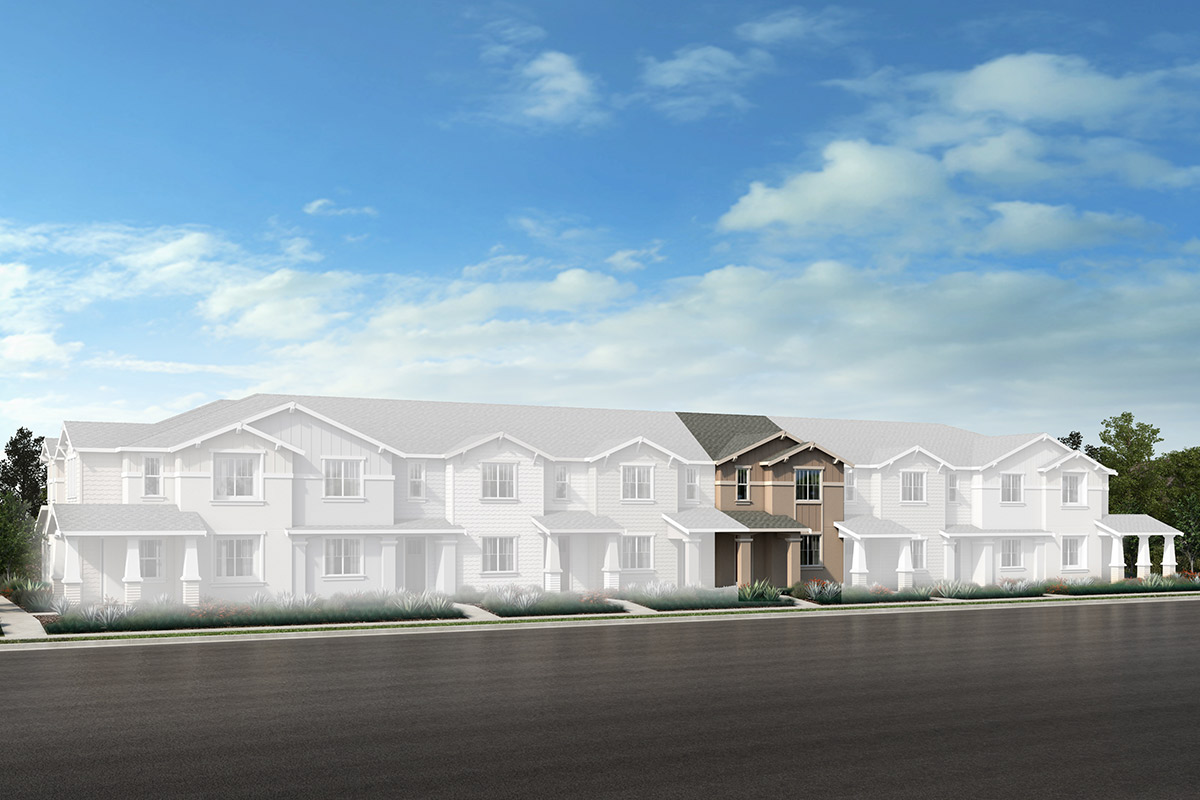 New Homes in Novato, CA - Unit 4 - Building F Option 3