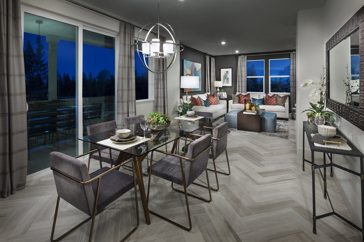New Homes in Milpitas, CA - Circuit Plan 2 ALT Dining Room
