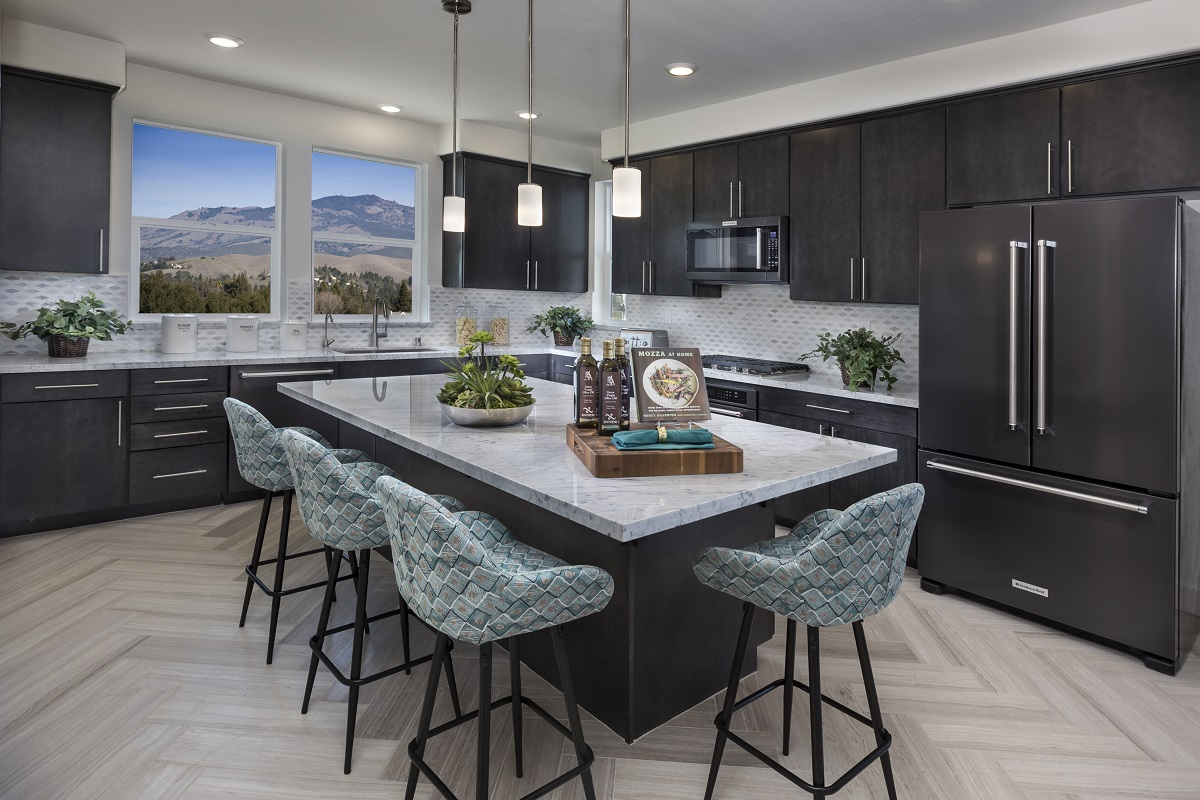 New Homes in Milpitas, CA - Circuit Plan 2 ALT Kitchen