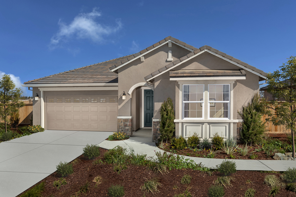 New Homes in Dixon, CA - Copperleaf at Homestead Plan 1769