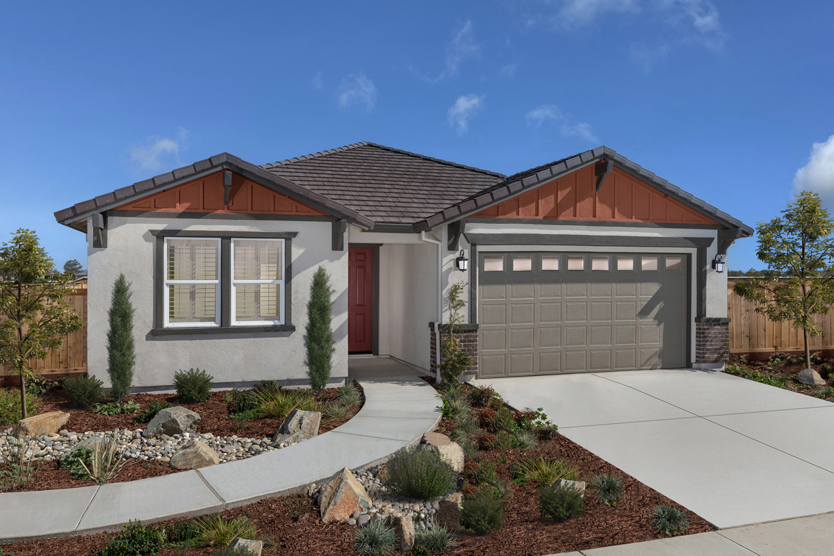 New Homes in Dixon, CA - Plan 1934 Modeled