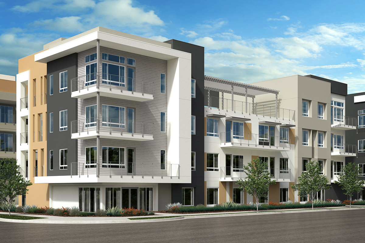 Browse new homes for sale in Latitude at Communications Hill
