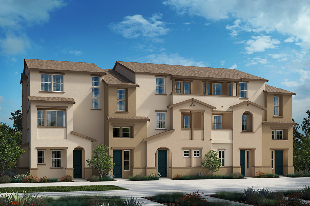 New Homes in Redwood City, CA - Link 33 Building C