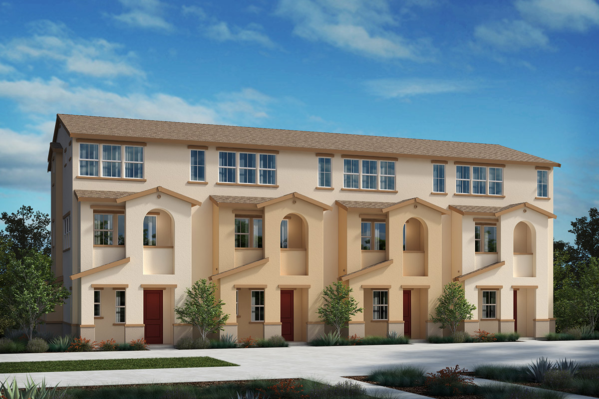 New Homes in Redwood City, CA - Link 33 Building D