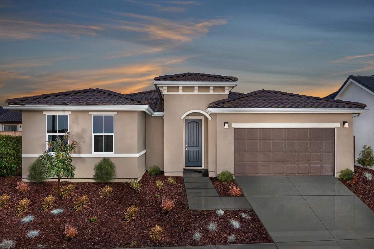New Homes in Rohnert Park, CA - Live Oak at University District Plan 1787