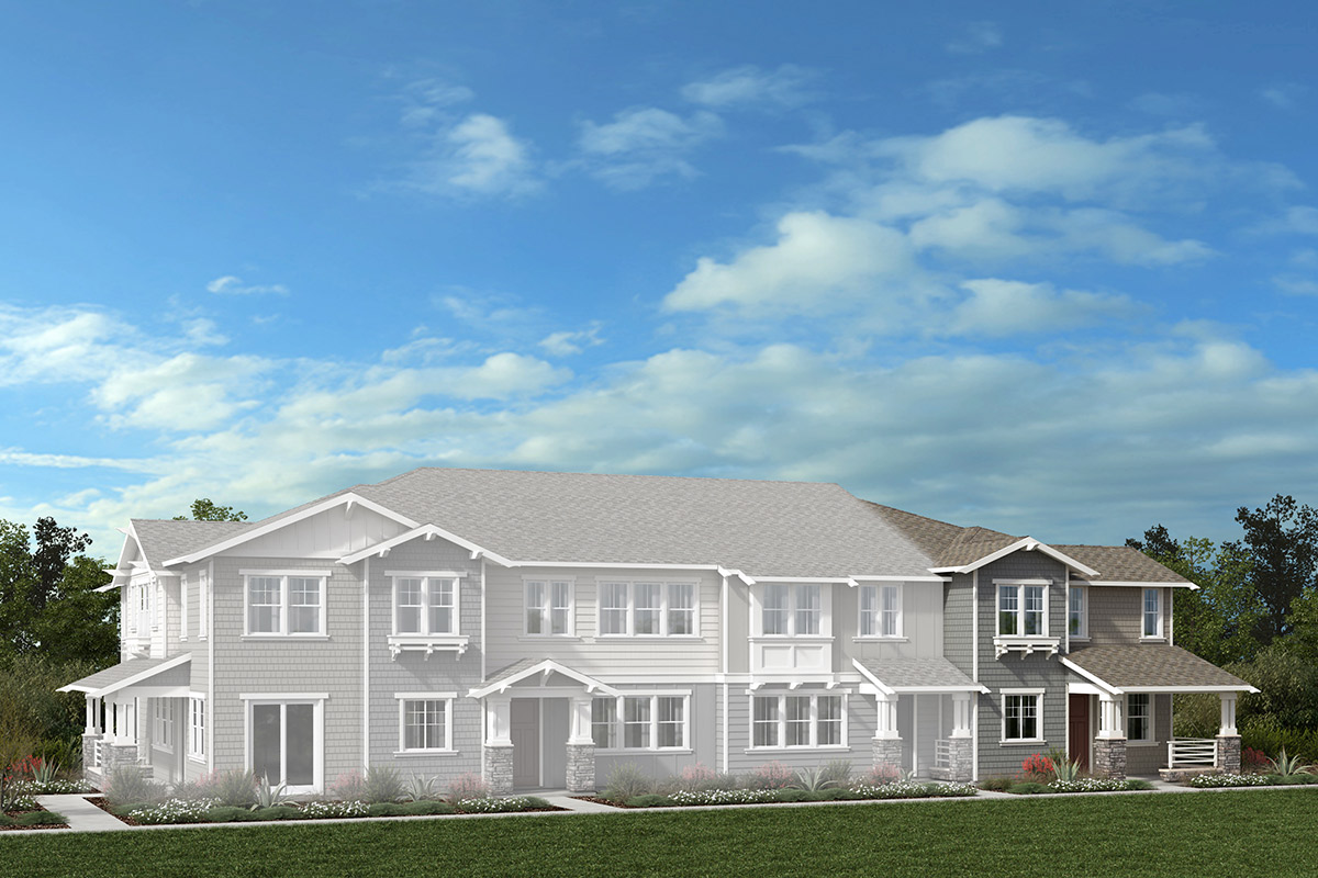New Homes in Moraga, CA - Plan 2