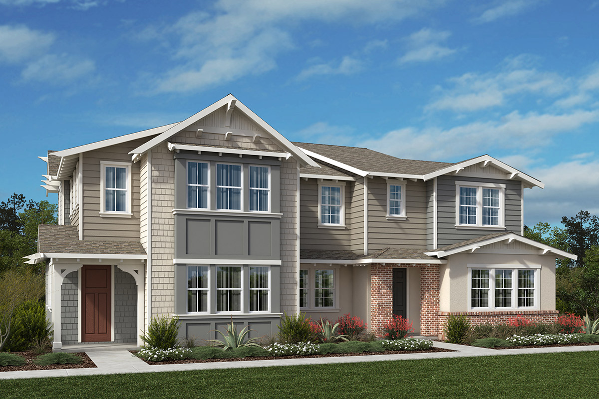 New Homes in Moraga, CA - Plan 6 Building H