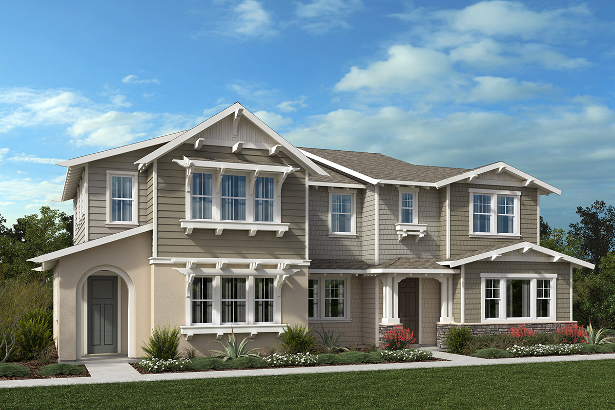 New Homes in Moraga, CA - Plan 6 Building J