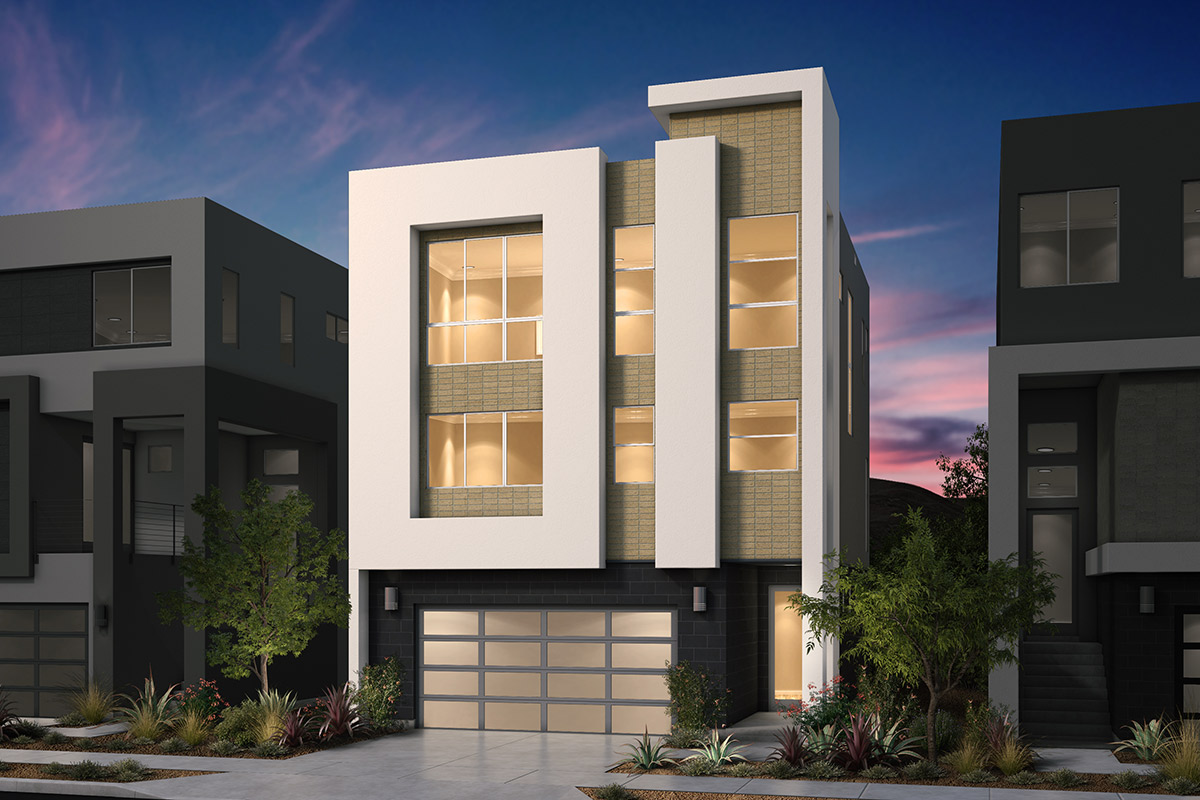 New Homes in San Jose, CA - Contemporary A