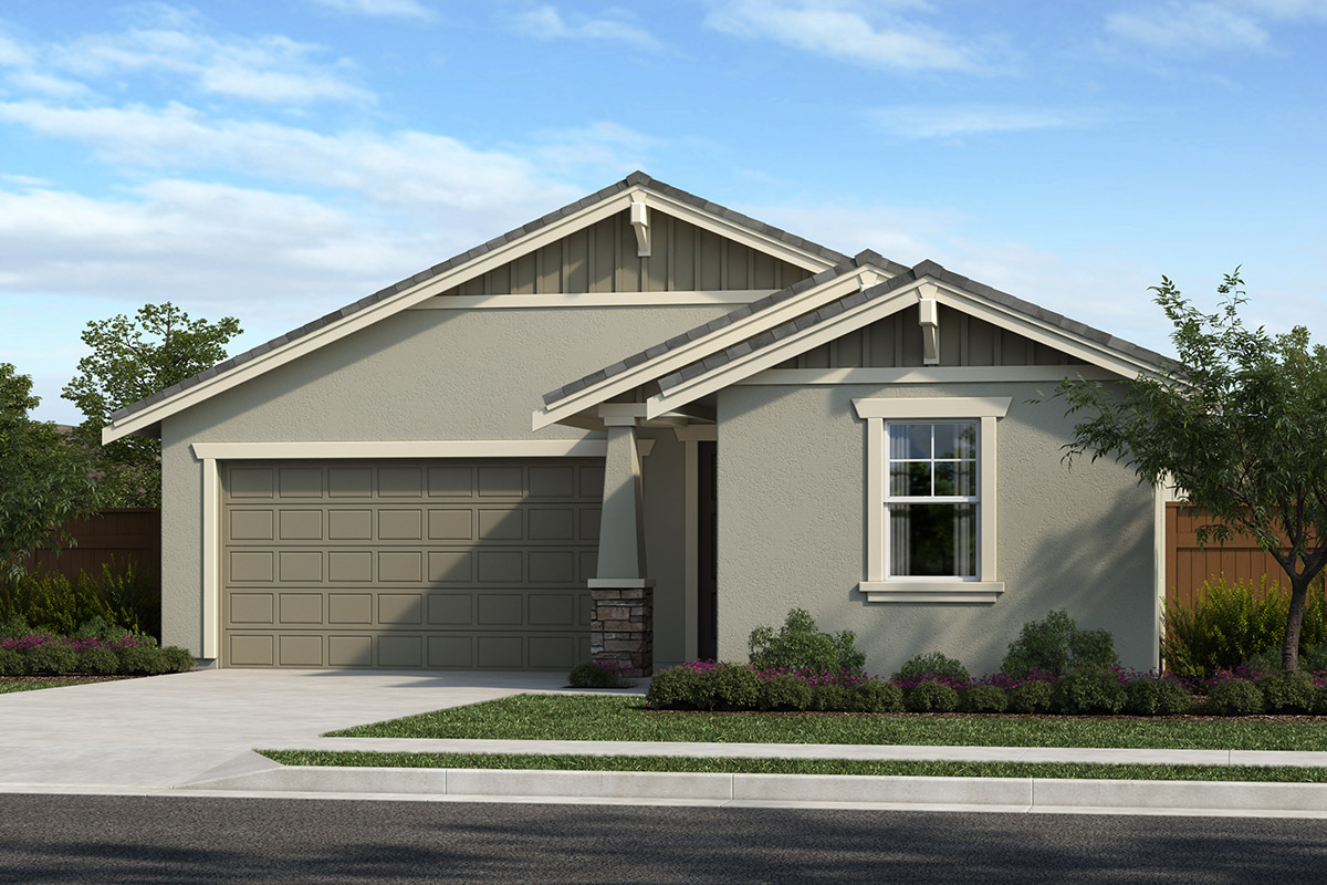New Homes in Hollister, CA - Roberts Ranch Elevation B
