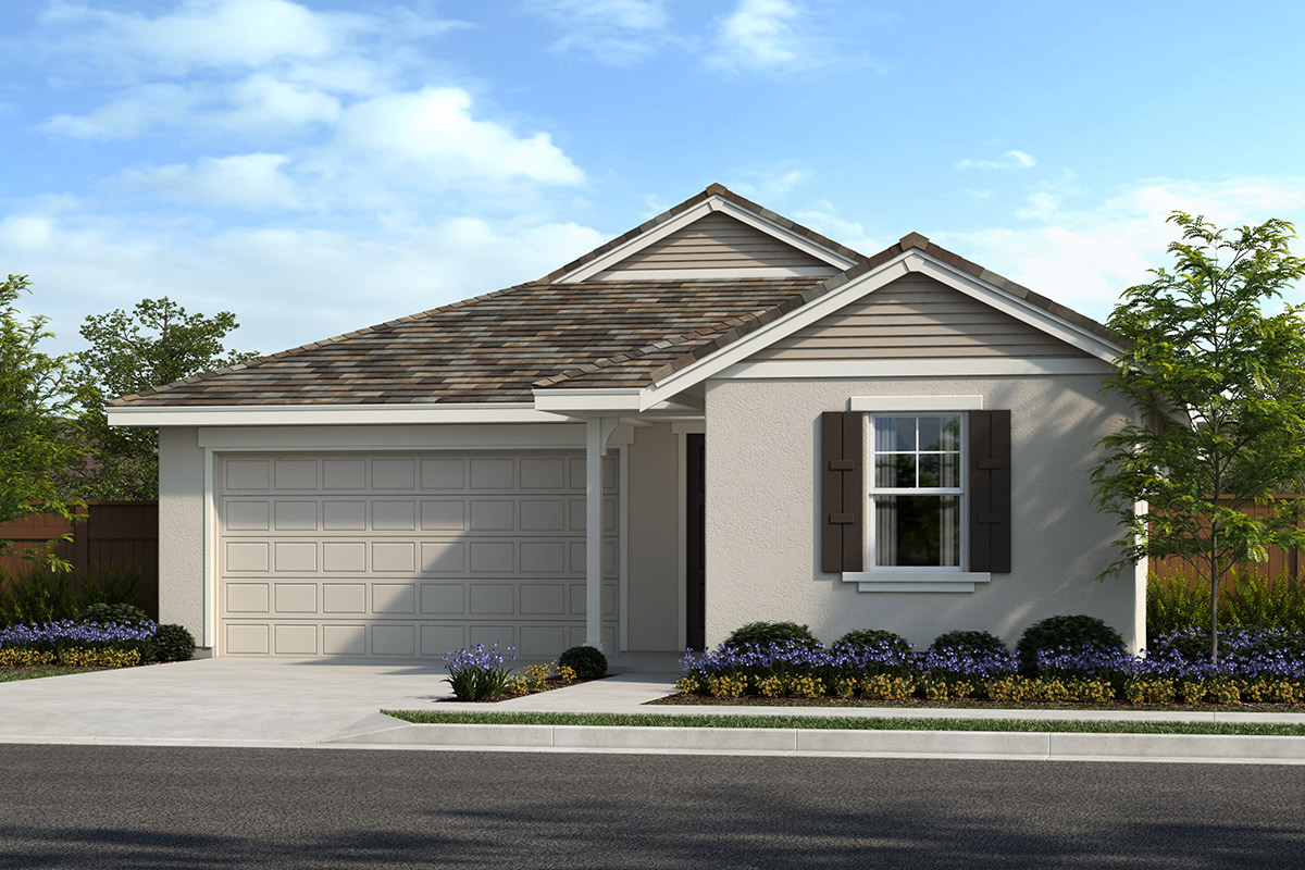 New Homes in Hollister, CA - Elevation D