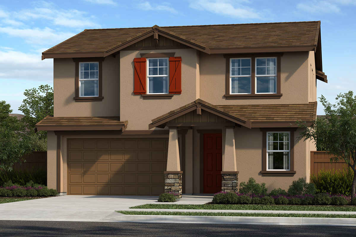 New Homes in Hollister, CA - Roberts Ranch Plan 2273