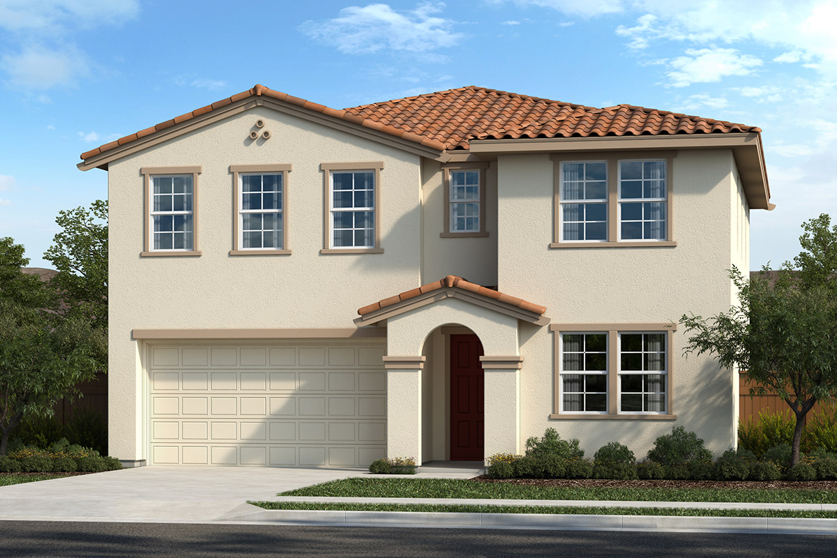 New Homes in Hollister, CA - Roberts Ranch Plan 2525