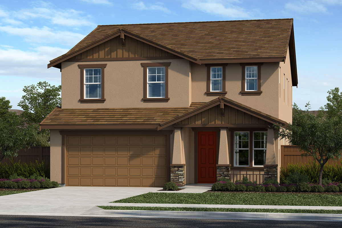 New Homes in Hollister, CA - Roberts Ranch Plan 2775