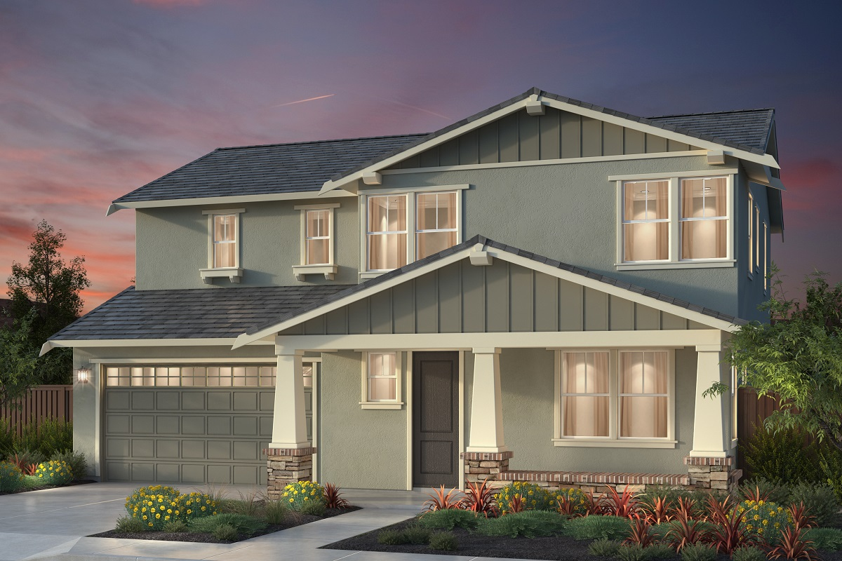 New KB quick-move-in homes available at Rosebriar at Sanctuary Village in Newark, CA.  is one of many quick-move-in homes to choose from.