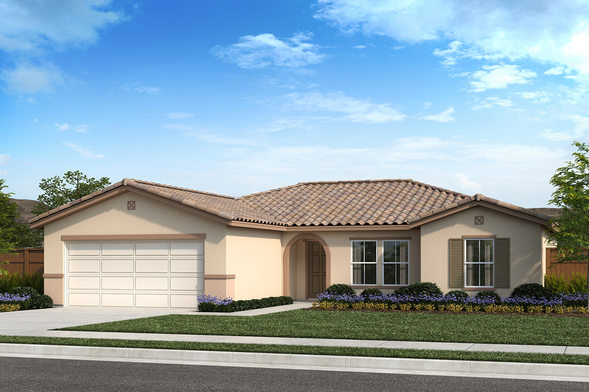 New Homes in Fresno, CA - Elevation E