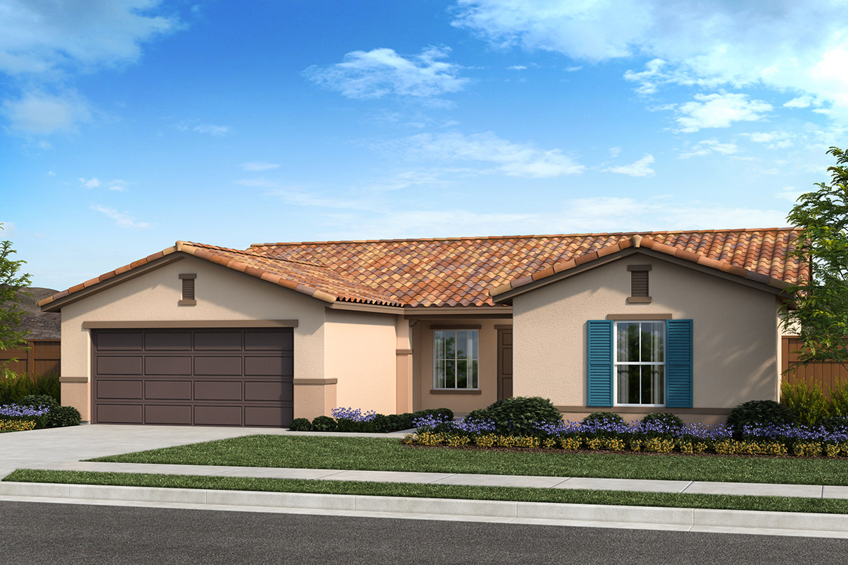 New Homes in Fresno, CA - Plan 1996 Modeled