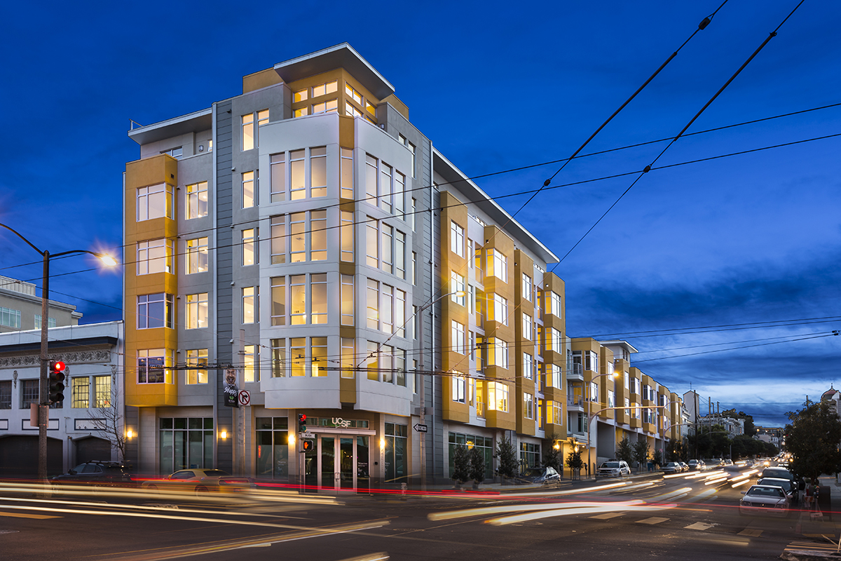 The District at Lower Pacific Heights