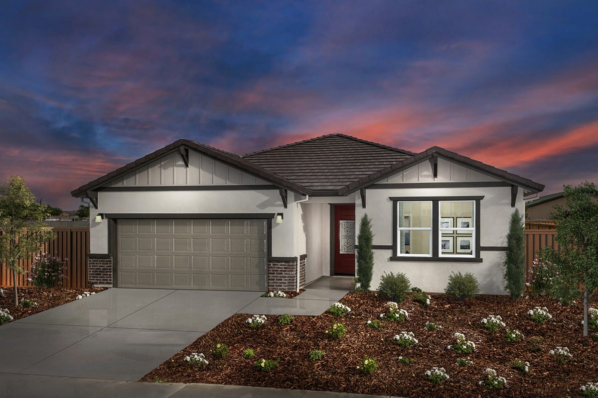 New Homes in Patterson, CA - Turnleaf at Patterson Ranch Plan 1934